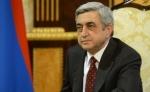 Սերժ Սարգսյանն աշխատանքային այցով կմեկնի Բելառուս