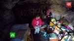Թոշակառու կույր կինը մեկ տարի ապրել է քարանձավում