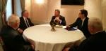 Վիեննայում կայացել է Նալբանդյանի հանդիպումը Մինսկի խմբի համանախագահների հետ