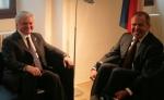 Վիեննայում հանդիպել են Նալբանդյանն ու Լավրովը