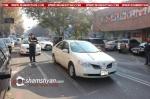 Երևանում 33-ամյա կին վարորդը Nissan-ով վրաերթի է ենթարկել հետիոտնի