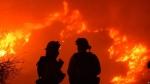 Սանտա Բարբարան այրվում է մոլեգնող արագությամբ (տեսանյութ)