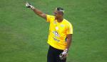 Բրազիլացի դարպասապահը հետ է մղել գնդակը` կարիճ հարվածով