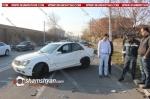 Արմավիրում բախվել են հարսանեկան արարողության մասնակիցների Mercedes-ն ու Lexus-ը. կա վիրավոր