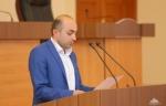 Հայկ Խանումյան. «Բակո Սահակյանի կառավարությունը քաղաքական կամք չունի՝ գնալու լավարկման»