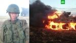 Ռուս զինվորը ճաշը տաքացնելու փոխարեն տանկն է այրել