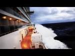Զբոսաշրջային նավի ուղևորը նկարահանել է ԱՄՆ-ի ջրերում ուժգին ցիկլոնի սարսափելի հետևանքները