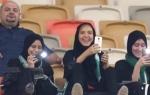 Սաուդյան Արաբիայում առաջին անգամ կանայք գնացել են ֆուտբոլային խաղ դիտելու