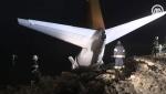 Հրաշքով են փրկվել․ Անկարայից Տրապիզոն ուղևորվող թուրքական օդանավը քիչ է մնացել՝ ընկնի ծովը (տեսանյութ)