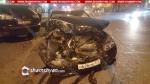 Երևանում 40-ամյա վարորդը ռուսական համարանիշներով Mercedes-ով բախվել է BMW X5-ին և Lexus-ին. կան վիրավորներ
