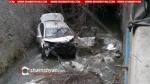 ՃՏՊ Մյասնիկյան պողոտայում. վարորդը մահացել է, ուղևորը՝ հոսպիտալացվել