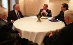 Էդվարդ Նալբանդյանը Կրակովում հանդիպել է ԵԱՀԿ Մինսկի խմբի համանախագահների հետ