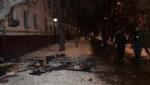 Մոսկվայի արևելքում բռնկված հրդեհի ժամանակ 3 երեխա բարձրությունից ցատկել են բացված վերմակի վրա