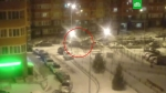 Մոսկվայի ծայրամասում հարբած վարորդը 12 ավտոմեքենայի է հարվածել (տեսանյութ)