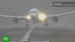 Փոթորկային վայրէջք. Դյուրսալդորֆի օդանավակայանում վիրտուոզ օդաչուների գործողությունները
