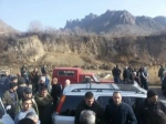 Մեղրեցիները փակել էին Մեղրի-Երևան միջպետական ճանապարհը (տեսանյութ)