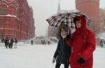 Եղանակային ռեկորդ․ Մոսկվայում առատ ձյուն է տեղացել