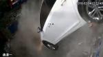 Չինաստանում մեքենան դուրս է թռել ավտոկանգառի 2-րդ հարկից
