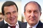Գագիկ Ծառուկյանն ու Արմեն Սարգսյանը հանդիպեցին