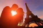 Վալենտինի օրը սիրո քաղաք Փարիզում