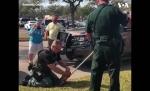 Ֆլորիդայի ոստիկանները «ձերբակալել» են կոկորդիլոսի