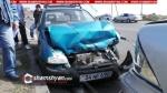 Երևանում անձը չպարզված վարորդը Opel-ով բախվել է Սգո սրահի այցելուների ավտոմեքենաներին. կա վիրավոր
