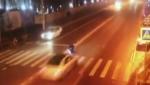 Կրասնոդարում կարմիր լույսի տակ անցնող 44-ամյա հետիոտնի մահն արձանագրել է տեսախցիկը