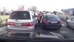 Սոչիում Mersedes-ի հղի կին վարորդը քաշքշուկ է հրահրել փողոցում