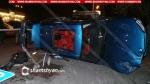 Երևանում բախվել են BMW X5-երը, որոնցից մեկը կողաշրջվել է. այն պատկանում է գործարար Խաչատուր Սուքիասյանին