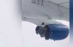 Հրապարակվել են վնասված շարժիչով ուղևորատար ինքնաթռում խուճապի կադրերը