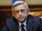 Սերժ Սարգսյանը շնորհավորել է Վլադիմիր Պուտինին