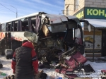Ռուսաստանում բախվել են հայկական համարանիշներով ավտոբուսն ու բեռնատարը․ կա 2 զոհ, 8 վիրավոր
