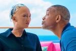 Դերասան Ուիլ Սմիթը ժամադրության է գնացել կին-ռոբոտի հետ