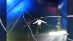 Լարախաղացը ելույթի ժամանակ վայր է ընկել 8 մետր բարձրությունից