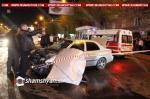 Բացառիկ տեսանյութ՝ Արաբկիրում տեղի ունեցած խոշոր ավտովթարից