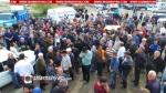 Ուջան գյուղում քաղաքացիները փակել են ճանապարհը