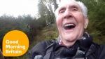 Ռեկորդ․ Հաշմանդամի սայլակով տեղաշարժվող 106-ամյա անգլիացին իջել Է Zip Line-ով