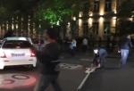 Երևանի կենտրոնում բախումներ են տեղի ունեցել (տեսանյութ)