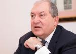 Արմեն Սարգսյանը և Դոնալդ Թրամփը