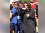 Բողոքի ցույց Բեռլինում (տեսանյութ)
