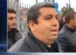 ՀՀԿ-ական նախկին պատգամավոր Առաքել Մովսիսյանը ցույց է ցրում (տեսանյութ)