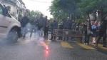 Ինչպես են Բրյուսովի ուսանողները պարում փողոցում