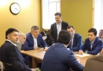 Արա Աբրահամյանը հանդիպել է Սերժ Սարգսյանի դեմ պայքարող ռուսաստանաբնակ երիտասարդների հետ (տեսանյութ)