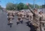 Խաղաղապահները միանում են ժողովրդին (տեսանյութ)