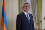 Սերժ Սարգսյանը հրաժարական տվեց