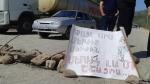 Ցուցարարները փակել են Վանաձոր-Բագրատաշեն միջպետական ավտոճանապարհի Դսեղի հատվածը