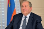 Արմեն Սարգսյան․ Մենք ապրում ենք Նոր Հայաստանում