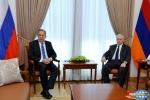 Նալբանդյանն ու Լավրովը քննարկել են իրավիճակը Արցախի և Ադրբեջանի միջև շփման գծում