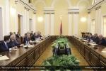 Խորհրդարանում հյուրընկալվել են ՌԴ ԴԺ Դաշնության խորհրդի և Պետական դումայի պատգամավորները