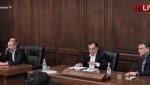 Նիկոլ Փաշինյանի և ՀՀԿ խմբակցության հանդիպումը (տեսանյութ)